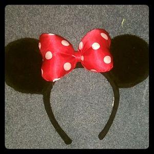 Mini Mouse Head Band